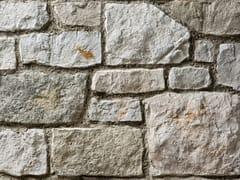 Rivestimento in pietra ricostruitaSTINO P23 | Bianco Marmo - GEOPIETRA