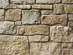 Rivestimento in pietra ricostruitaSTINO P23 | Bianco Reale - GEOPIETRA