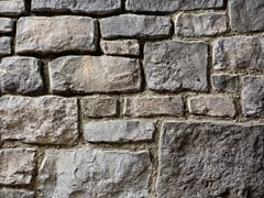 Rivestimento in pietra ricostruitaSTINO P23 | Grigio Terra - GEOPIETRA