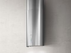 Cappa a parete con illuminazione integrataSTONE - ELICA