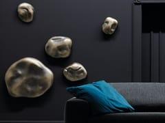 Oggetto decorativo da parete in ceramicaSTONE - ADRIANI E ROSSI EDIZIONI