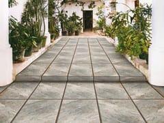 Pavimento per esterni in gres porcellanato effetto pietraSTONE - BAGATTINI