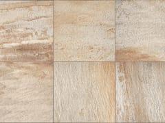 Pavimento per esterni in gres porcellanato a tutta massa effetto pietraSTONE D Quarzite dorada - ITALGRANITI
