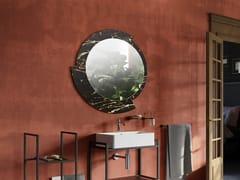 KOH-I-NOOR, STONE Specchio in Laminam® da parete