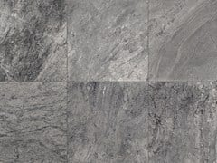 Pavimento per esterni in gres porcellanato a tutta massa effetto pietraSTONE MIX Quarzite Grey - ITALGRANITI