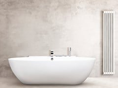 Vasca da bagno ovale STONE ONE WALL - AQUADESIGN STUDIO