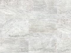 Pavimento in gres porcellanato a tutta massa per interni ed esterniSTONE PLAN Vals bianca - ITALGRANITI