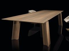 Tavolo rettangolare in legnoSTONE   Tavolo rettangolare - H-07