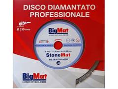 Disco diamantatoSTONEMAT - BIGMAT ITALIA