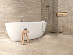 Pavimento/rivestimento in gres porcellanato a tutta massa effetto pietra per interniSTONES DU MONDE | Pavimento/rivestimento per interni - PASTORELLI