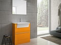Mobile lavanderia con lavatoioSTORE 407 - GRUPPO GEROMIN
