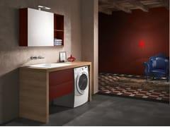 Mobile lavanderia per lavatriceSTORE 414 - GRUPPO GEROMIN