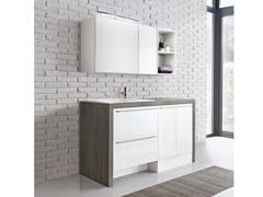 Mobile lavanderia con lavatoio per lavatriceSTORE 418 - GRUPPO GEROMIN