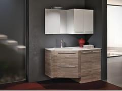 Mobile lavanderia con lavatoioSTORE EXCELLENT 402 - GRUPPO GEROMIN
