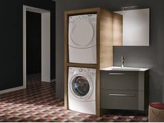 Mobile lavanderia con lavatoio per lavatriceSTORE EXCELLENT 404 - GRUPPO GEROMIN