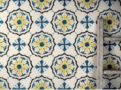 Pavimento/rivestimento in gres porcellanato effetto cementineSTORIE D'ITALIA S1 - CERAMICHE MARCA CORONA