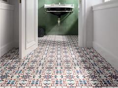 Pavimento/rivestimento in gres porcellanatoSTORIE D'ITALIA S4 - CERAMICHE MARCA CORONA