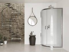 WEISS-STERN, STORM 190 Box doccia con porta scorrevole