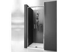 Ideal Standard, STRADA - mod. S Box doccia in vetro temperato con porta a battente