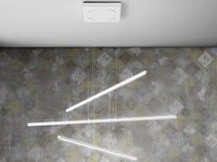 Lampada a sospensione a LED in alluminioSTRAIGHT_P3 - LINEA LIGHT GROUP