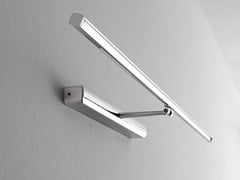Linea Light Group, STRAIGHT_W Applique a LED in ABS