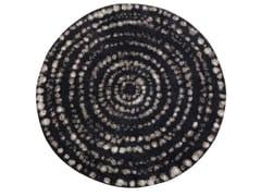 Tappeto rotondo in polipropileneSTRATO - VIVARAISE