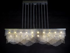 Lampada a sospensione a LED STREAMWAVE - WILLOWLAMP STUDIO