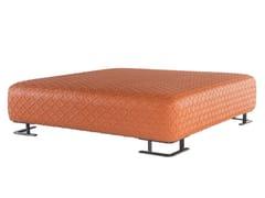 Pouf / tavolino in pelle di muccaSTRING SOUND | Tavolino basso - YINZHUO