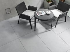Pavimento/rivestimento in gres porcellanato STUC GREY - URBATEK - Grès Porcellanato