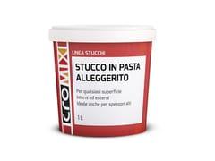 STUCCO IN PASTA ALLEGGERITOSTUCCO IN PASTA ALLEGGERITO - CROMOLOGY ITALIA