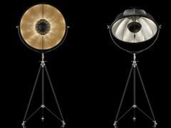Lampada da terra a luce indiretta orientabile STUDIO 76 - STUDIO 1907