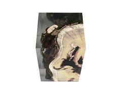 Sgabello / tavolinoSTUMP MULBERRY - ALCAROL DI ELEONORA DAL FARRA