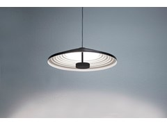 Lampada a sospensione a LED in alluminioSTUPA S - BERTI BARCELONA