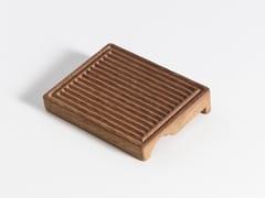 Portasapone in iroko per porta asciugamaniSTYLE | Portasapone in iroko - EVER LIFE DESIGN