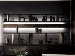 Libreria componibile in legno masselloSTYLE SET - H-07