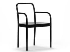 Sedia in legno curvato con braccioliSUGILOO - WIENER GTV DESIGN