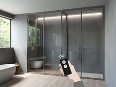 Sistema pareti per il bagno a tenuta d'acquaSUITE + VÈRIO® - VISMARAVETRO