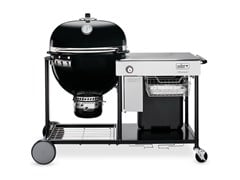 Barbecue a carbone SUMMIT® CHARCOAL GRILLING CENTER - WEBER STEPHEN PRODUCTS ITALIA