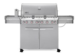 Barbecue a gas SUMMIT® S-670 GBS - WEBER STEPHEN PRODUCTS ITALIA