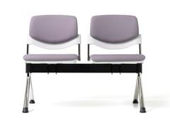 Seduta su barra in tessutoSUNNY NEW | Seduta su barra - DIEMME