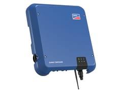 Inverter per impianto fotovoltaicoSUNNY TRIPOWER 8.0 – 10.0 - SMA ITALIA