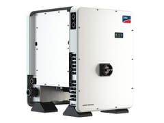 Inverter per impianto fotovoltaico trifaseSUNNY TRIPOWER CORE1 - SMA ITALIA