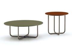 Tavolino da giardino con piano in HPLSUNRAY MEG - MINOTTI