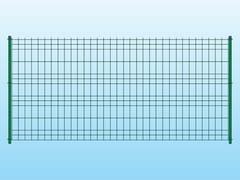 Recinzione modulare in rete elettrosaldataSUPER ECO - FERRO BULLONI ITALIA