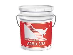 Additivo chimico impermeabilizzante per calcestruzzo SUPERSHIELD ADMIX 300 -