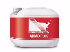 Additivo chimico impermeabilizzante a base acquosa SUPERSHIELD ADMIXPLUS -