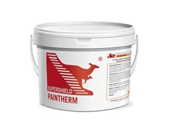 Pittura termoisolante sanificante SUPERSHIELD PAINTHERM - SUPERSHIELD ITALIA