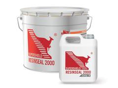 Supershield, RESINSEAL 800/2000 Resina poliuretanica monocomponente idroespansiva