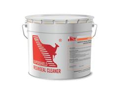 Supershield, RESINSEAL CLEANER Detergente oleoso di risciacquo a bassa tossicità