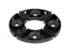 Elementi per posa galleggiante di piastre da 1,8 a 4 cm di spessore.SUPPORTI AD ALTEZZA FISSA - BAGATTINI